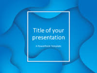 Plain Ppt Templates Free Light Blue Powerpoint Templates Presentationgo Com