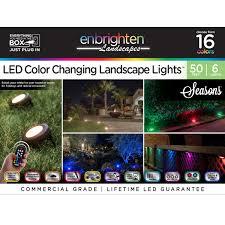 Color Changing Landscape Lights Enbrighten Led Color Changing Landscape Light Unboxing Review