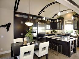 Light Wood Kitchen Eat In Kitchen Remodel Modern Recessed Lightings With Kitchen