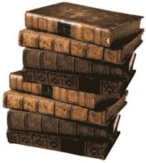 the smell of old books