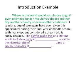 travel essay ppt video online introduction example