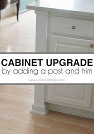 Kitchen Cabinet Upgrades Stunning Adding A Kitchen Counter Post DIY Ideas Pinterest Kitchen