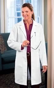 white swan meta 1964 tall women s 37 lab coat