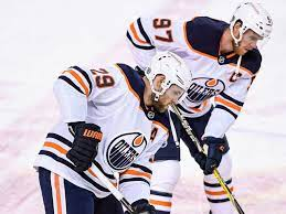 Oilers have no games till monday, after tomorrow's game, so i watched the game on a replay. Oilers Win Without Point From Mcdavid Draisaitl For 1st Time Since 17 Thescore Com
