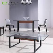 china nordic style glass furniture