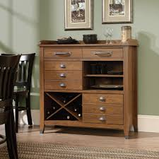 Cherry File Cabinet Carson Forge Sideboard 414783 Sauder