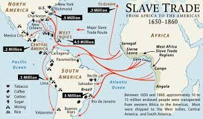 ap us history hoffblog ch mc test and non essay assessment  1 what are the main ideas regarding the transatlantic slave trade this map is showing