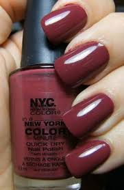 Nyc Nail Polish Color Chart 31 Best Manicure Images Manicure Nail Polish Nail Colors