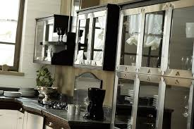Amazing Glass Front Kitchen Cabinet