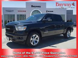 New 2019 RAM All-New 1500 Big Horn/Lone Star Crew Cab in Pasadena ...