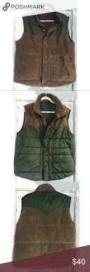 <b>Levi's Reversible</b> Corduroy Western Puffer Vest XL | Corduroy, Vest ...