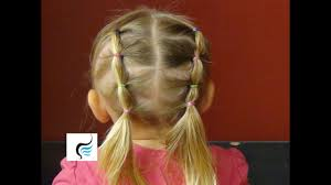 How To Style French Braid Toddler Pigtails Hairstyles Tutorials