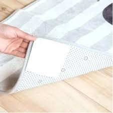 rug grips for carpet reusable washable rug carpet mat grippers non slip silicone grip for home