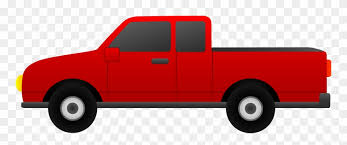 Clip Arts Related To - Red Pickup Truck Clipart - Png Download ...