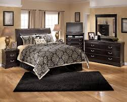 Modern Sleigh Bedroom Sets Ashley Furniture Bedroom Sets Porter Porter Credenza W Low Hutch