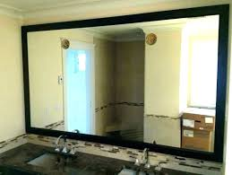 large square wall mirror new oversized floor mirrors wood framed medium large square wall mirror