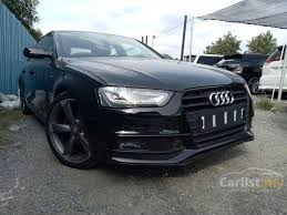 audi a4 2014 black. Perfect Black 2014 Audi A4 TFSI Sedan Inside Black 0