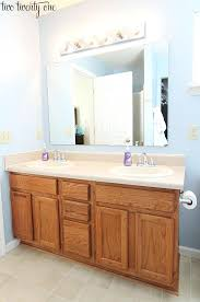 replacing bathroom vanity. Replacing Bathroom Vanity Master Bath Before - Replace Top .