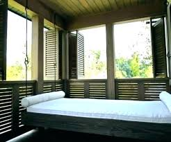 outdoor hanging bed hanging bed plans plans outdoor hanging bed plans medium size of noble sleeping