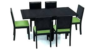 full size of dining table set for 6 folding room 3 to and chairs black glass