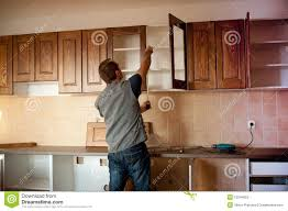 New Kitchen New Kitchen Stock Photography Image 12244652