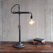 lamps light bulb table lamp jamie young table lamp industrial work table industrial side lamp