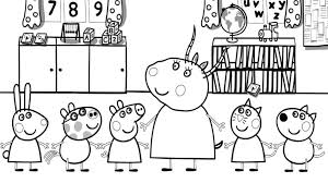 He also loves these coloring pages, thanks! Peppa Pig Coloring Pages Coloring Rocks