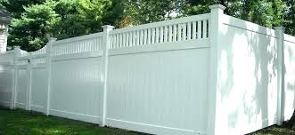 white plastic fence panels small picket for garden with white plastic fence