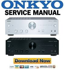 onkyo a 9050. pay for onkyo a-9050 service manual and repair guide a 9050