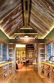 corrugated tin ceiling galvanized tin ceiling corrugated ceiling ideas hall rustic with corrugated galvanized iron metal roof wood beam galvanized tin