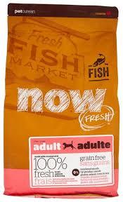 Купить <b>Сухой корм</b> для собак <b>NOW</b> FRESH для здоровья кожи и ...
