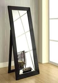 white leaning floor mirror. Interesting Mirror Pottery Barn Full Length Mirror Oversized Leaning Floor White   For White Leaning Floor Mirror