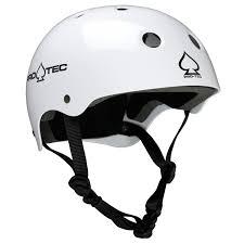 Protec Bike Helmet Size Chart Pro Tec Classic Skate Gloss White Skateboard Helmet
