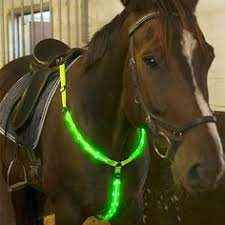 6MM Thickened Horse Head Collar Adjustable Safety Halter Bridle ...