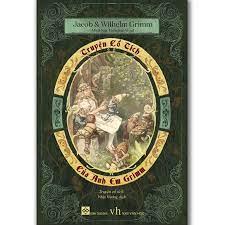 Truyện cổ tích của anh em Grimm (Kinder- und Hausmärchen der Gebrüder –  DINHTIBOOKS