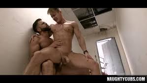 Interraacial enormous gay cum shots