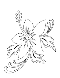 Adult Coloring Pages Flowers 15156 Bestofcoloring
