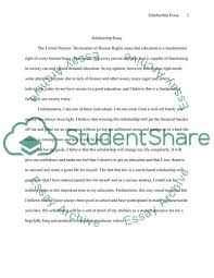 Scholarship Essay Help How Will Winning This Scholarship Help You Attain Your Goals Essay 1