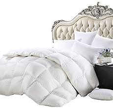 twin goose down comforter. Simple Down Amazoncom LUXURIOUS Twin  XL Size Siberian Goose Down Comforter  AllSeason Duvet Insert Premium Baffle Box 1200 Thread Count 100 Egyptian Cotton  Throughout U