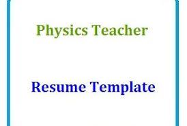 Visiting Faculty Template Cv Format And Cv Sample