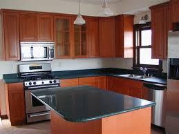 image of countertops laminate green black