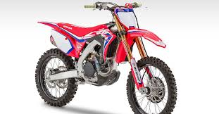 <b>2020</b> Honda CRF Motocross And Off-Road Models Unveiled | Dirt ...