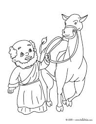 Small Picture Coloring Pages Free Printable Camel Coloring Pages For Kids