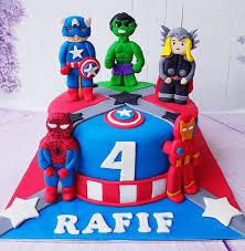 Marvel comics cake superhero cake! Avengers Cake Design Images Avengers Birthday Cake Ideas