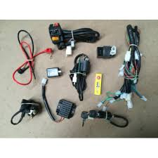 electrics wiring harness gy6 full electrics wiring harness gy6