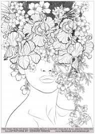 Small Picture Zen and Anti stress Coloring pages for adults JustColor