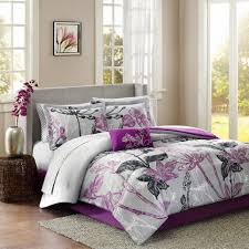 bed bath purple duvet cover queen and green bedding comforter set king size sets covers