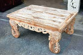 whitewash coffee table whitewashed and end tables square large