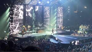 Pepsi Center Seating Chart Concert Concert Photos At Pepsi Center