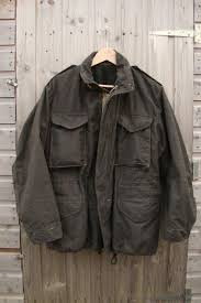 over dyed grey usaf m65 field jacket
